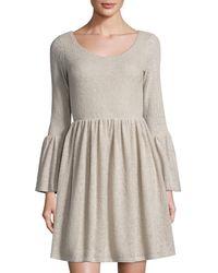 Amadi - Miranda Jersey Dress - Lyst