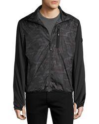 MICHAEL Michael Kors - Camo-print Nylon Active Jacket - Lyst