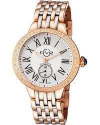 Gv2 - 40mm Astor Diamond Bracelet Watch - Lyst