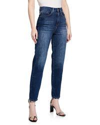 Karen Millen - High-rise Original Fit Jeans - Lyst