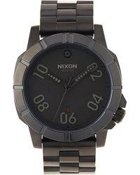 Nixon - 44mm Ranger Sw Bracelet Watch - Lyst