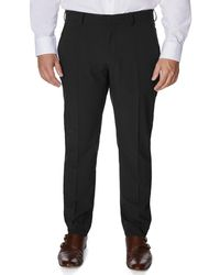 Elie Tahari - Men's Stretch Straight-leg Pants Pants - Lyst