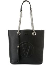 Valentino By Mario Valentino - Marylin Sauvage Leather Shoulder Bag - Lyst