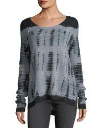 Gypsy 05 - Tie-dye Wool Sweater - Lyst