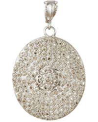 Armenta - Diamond Pavé Shield Enhancer - Lyst