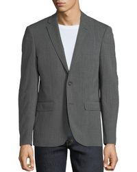 1 Like No Other - Fulham Wool-blend Seersucker Blazer - Lyst