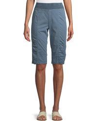 XCVI - Tatem Bermuda Shorts - Lyst