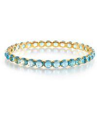 Ippolita - 18k Gold Lollipop® All Stones Bangle - Lyst