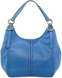 Cole Haan - Julianne Leather Tote Bag - Lyst