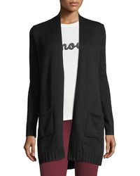 Zero Degrees Celsius - Back-fray Cardigan - Lyst