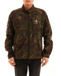 Polo Ralph Lauren - Giubbino Camouflage Militare - Lyst