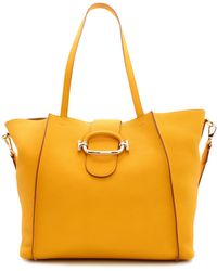 Tod's - Double T Yellow - Lyst