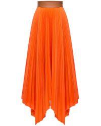 ca40461ecac Women's Loewe Skirts - Lyst