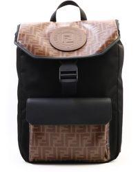 Fendi - Backpack Ff - Lyst