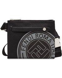 Fendi Messenger Bag With Logo