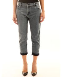 Prada - Jeans 3/4 - Lyst