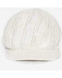 Le Chateau - Knit Poorboy Hat - Lyst