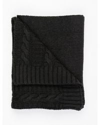 Le Chateau - Cable Knit Scarf - Lyst