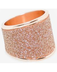 Le Chateau - Glitter Ring - Lyst