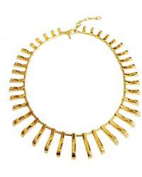 Lele Sadoughi - Arcade Necklace - Lyst