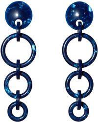 Lele Sadoughi - Wind Chime Hoop Earrings - Lyst