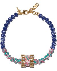 Lele Sadoughi - Copacabana Necklace - Lyst