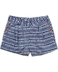 lemlem - Cuffed Shorts - Lyst