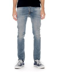 Nudie Jeans | Tilted Tor | Authentic Cntrst | Lyst
