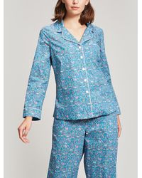 Liberty - Lmran Cotton Pyjama Set - Lyst