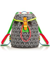Liberty - Mini Neon Kingly Backpack - Lyst