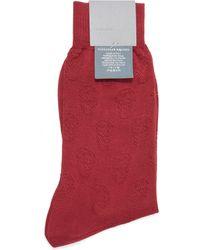 McQ - Skull Lace Socks - Lyst
