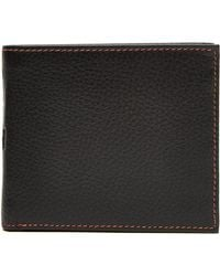 Simon Carter - Soft Coin Leather Wallet - Lyst