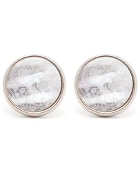 Simon Carter - Polished Paisley Cufflinks - Lyst
