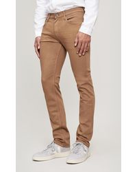 PAIGE - Federal Slim Fit Trousers - Lyst