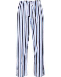 Derek Rose - Windsor Lounge Trousers - Lyst