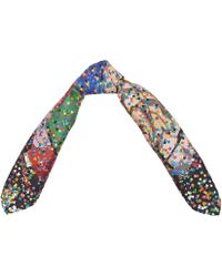 Christian Lacroix - Lacroix Party Silk Scarf - Lyst