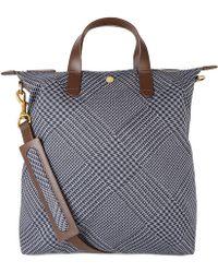 Mismo - M/s Shopper Jacquard Leather Tote Bag - Lyst