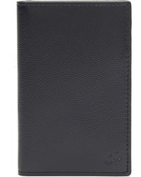 Want Les Essentiels De La Vie - Benin Vertical Leather Bifold Wallet - Lyst