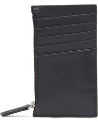 Want Les Essentiels De La Vie - Adana Zipped Leather Cardholder - Lyst