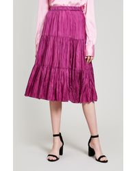 MUVEIL - Gypsy Skirt - Lyst