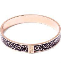 Liberty - Pemberley Enamel Solid Floral Bracelet - Lyst