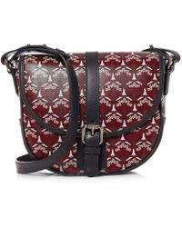 Liberty - Carnaby Saddle Bag In Iphis Canvas - Lyst