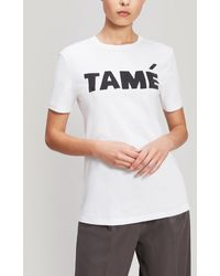 Être Cécile - Tame Cotton T-shirt - Lyst