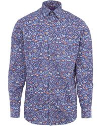 Liberty - Imran Mens Shirt - Lyst
