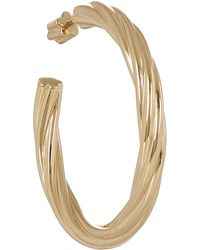 Maria Black - Gold-plated Arsiia Hoop 45 Earring - Lyst