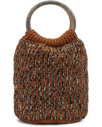 Rachel Comey - Praia Crochet Bucket Bag - Lyst