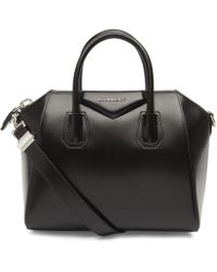 Givenchy - Small Antigona Leather Bag - Lyst
