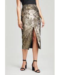 MASSCOB - Star Sequin Skirt - Lyst