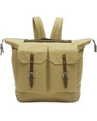 Ally Capellino - Frank Two Pocket Waxy Bag - Lyst