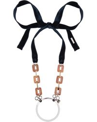Marni - Resin And Metal Necklace - Lyst